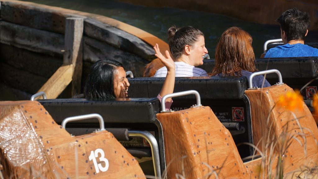 Wild west ride review