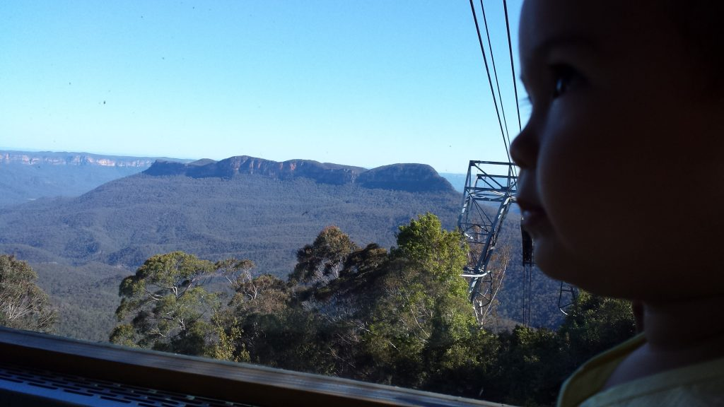 The Three Sisters Blue Mountains review
