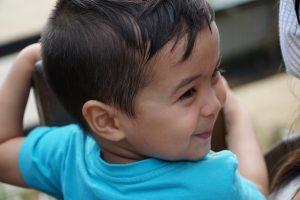 happy kids at taronga zoo