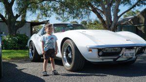 Car Corvette