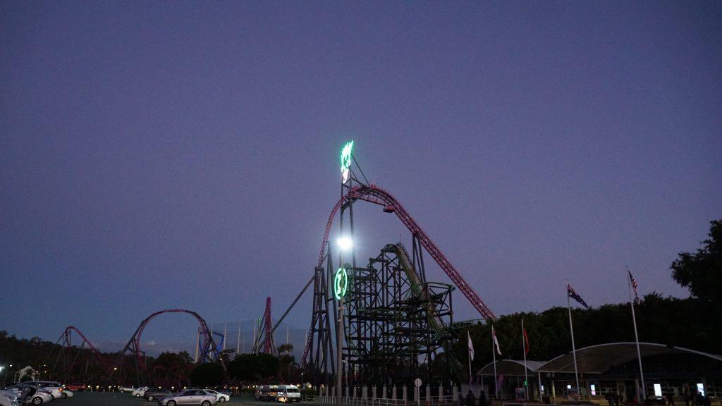 Hyper coaster
