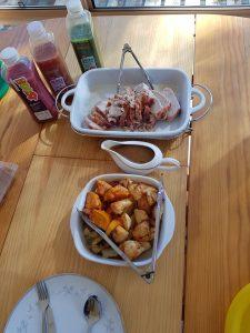 Roasted pork recipe
